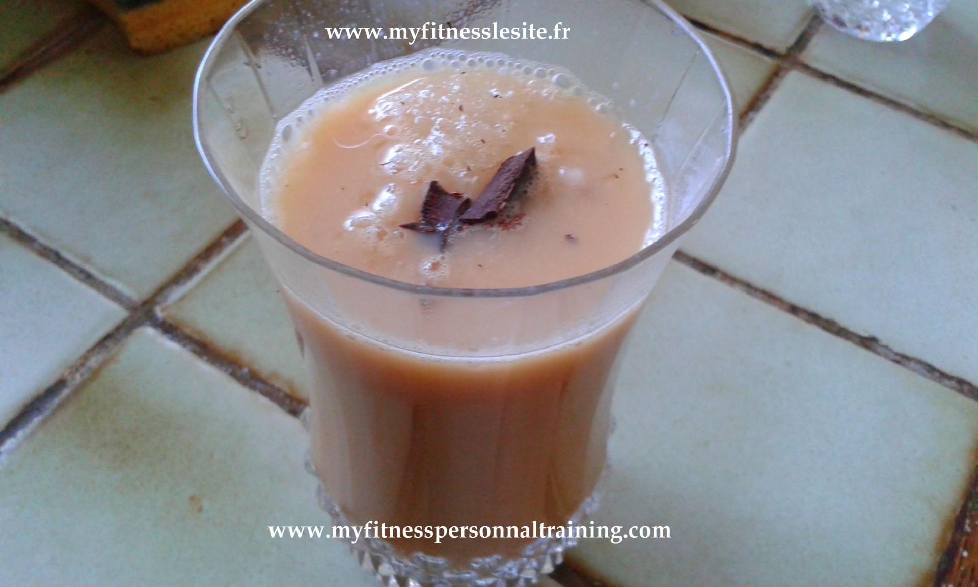 Frapuccino allégé sans lactose
