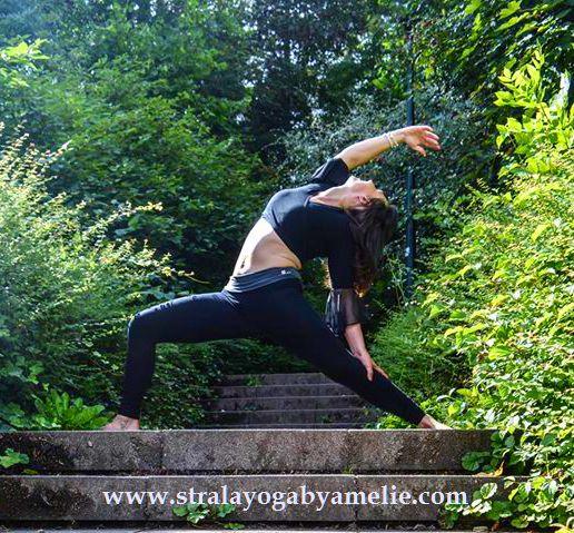 Yoga: le guerrier du soleil