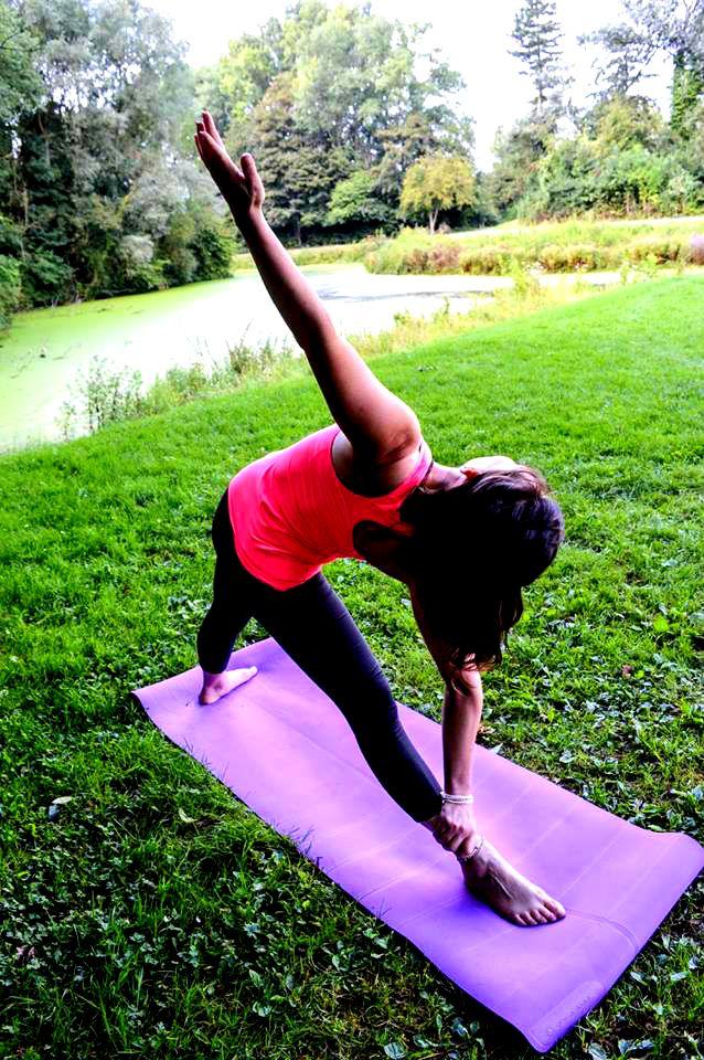 3 minutes de yoga pour la digestion en vidéo
