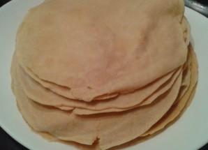 Pâte à crêpes allégée et sans lactose