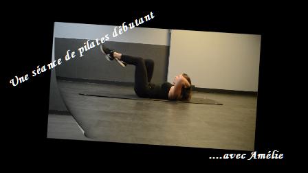 vidéo: une séance pilates débutant