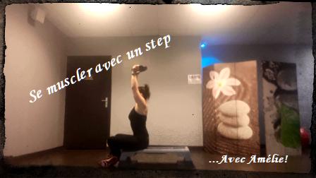 Vidéo: se muscler avec un step