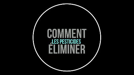 vidéo: comment éliminer les pesticides.