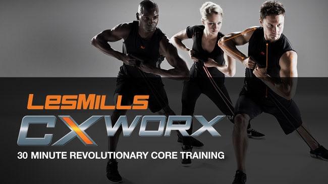 CX Worx : Pour un renforcement rapide et intense