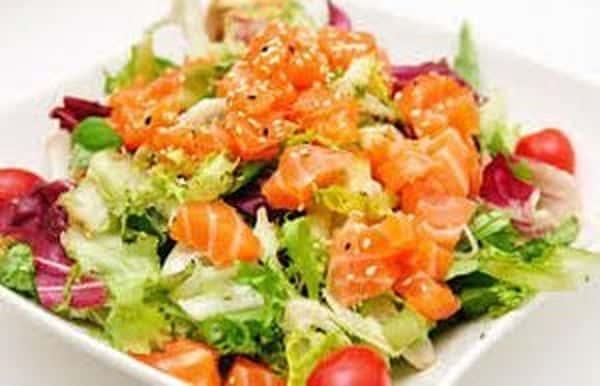 salade diététique façon tatziki