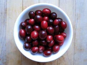 Les cranberries : l'atout des sportifs et des personnes qui veillent à garder leur jeunesse !