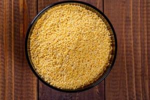 Millet au curry (Recette recommandée pour vos articulations)
