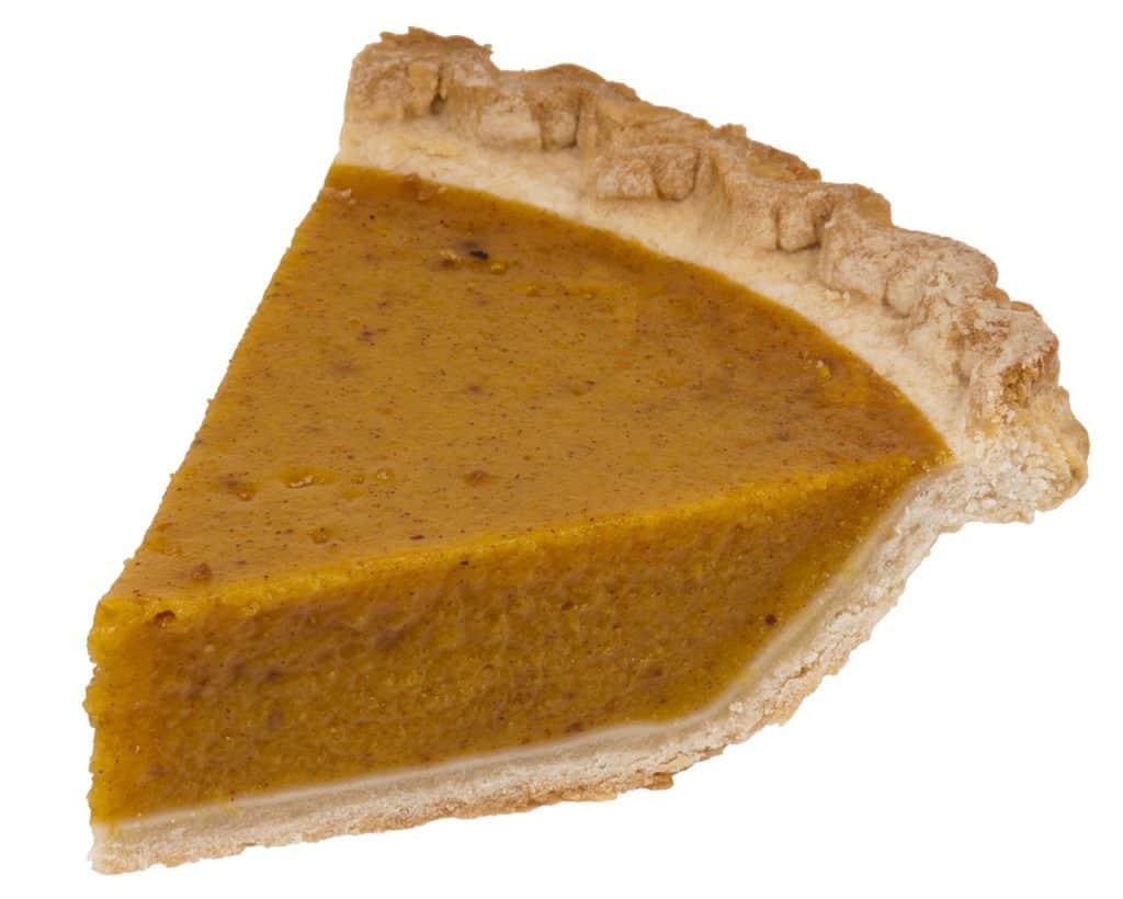 Tarte diététique pomme potiron (halloween pumpkin pie)