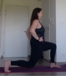 Travailler les fentes pour affiner vos jambes