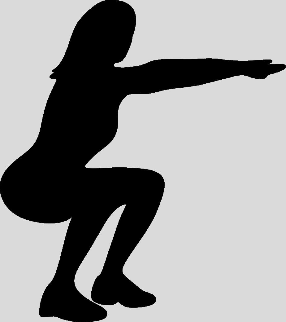 Travaillez vos fessiers avec le squat