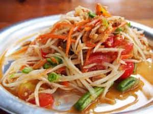 Vermicelles de soja sautés aux légumes (recette protéinée)