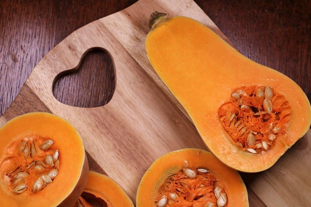 Les qualités nutritionnelles et énergétiques des graines de courge