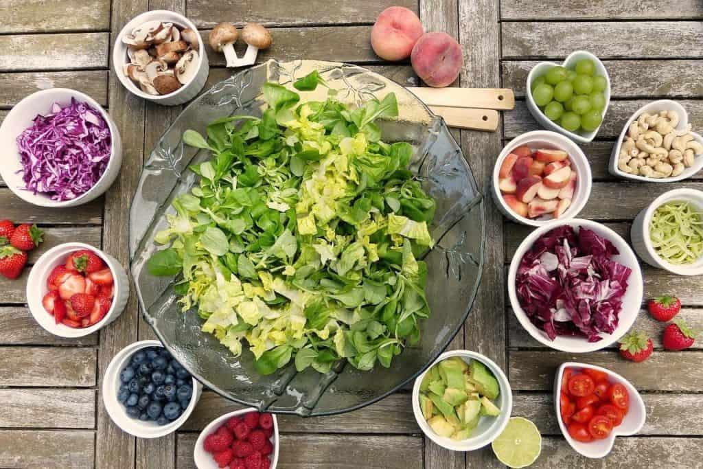 Quels aliments antioxydants?