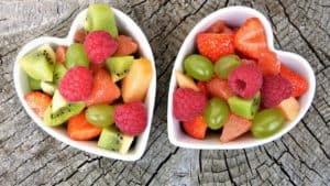 Salade de fruit gourmande antioxydante
