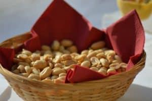 Les cacahuètes: bonnes pour la santé et bonne pour la ligne!