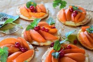 Tarte allégée aux abricots (recette paléo)