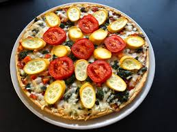 Tarte aux légumes sans gluten façon paléo