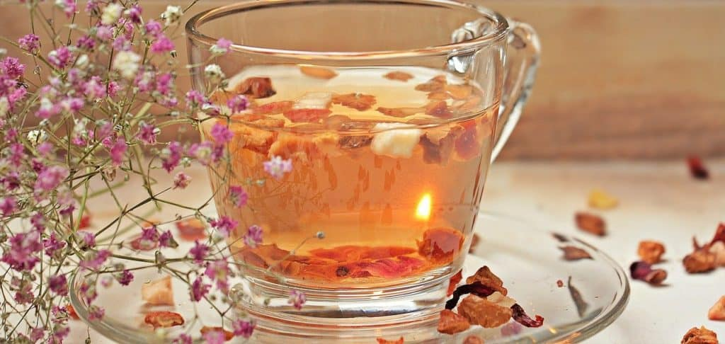 Tisane anti-stress