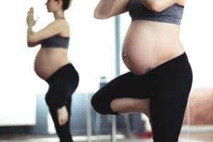 Peut-on faire du fitness lorsqu'on est enceinte