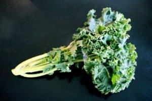 Les bienfaits du chou kale
