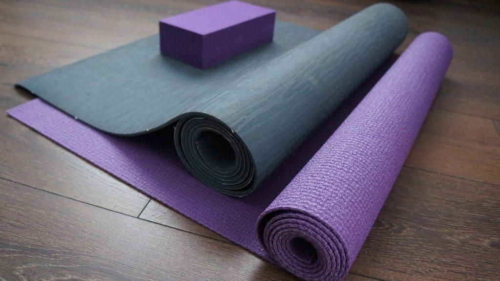 Quel matériel utiliser pour la pratique du yoga