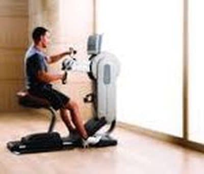 Travailler votre cardio avec le vélo à bras