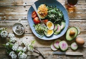 L'alimentation anti-tendinite