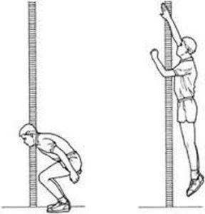 tester la puissance des membres inférieurs avec le test de sargent