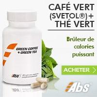 Anastore - Café vert + Thé vert