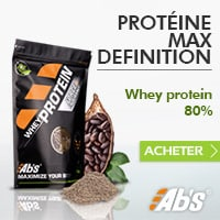 Anastore - Protéine Max Definition 750 g