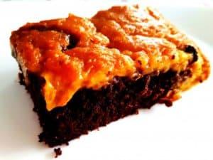 Brownie au potiron (recette healthy)