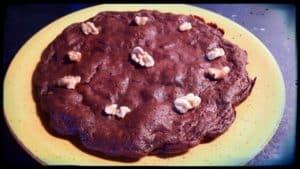 fondant protéiné chocolat noix