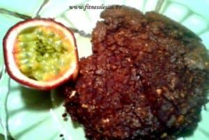 Pancake protéiné façon moelleux au chocolat