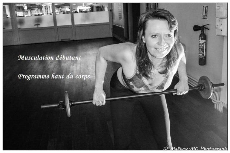 Vidéo: programme musculation haut du corps