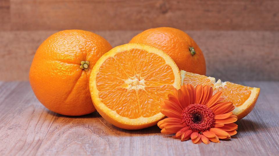 L'orange: un fruit bon pour l'énergie