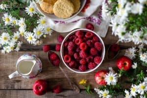 Les framboises: un délice d'été à consommer sans modération