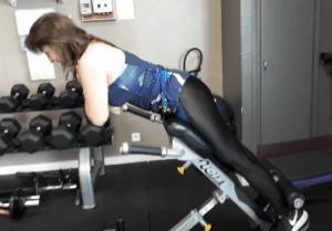 renforcer le bas du dos avec les extensions lombaires