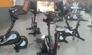 J'ai testé: le sport connecté avec le vélo expresso de la marque hitech fitness