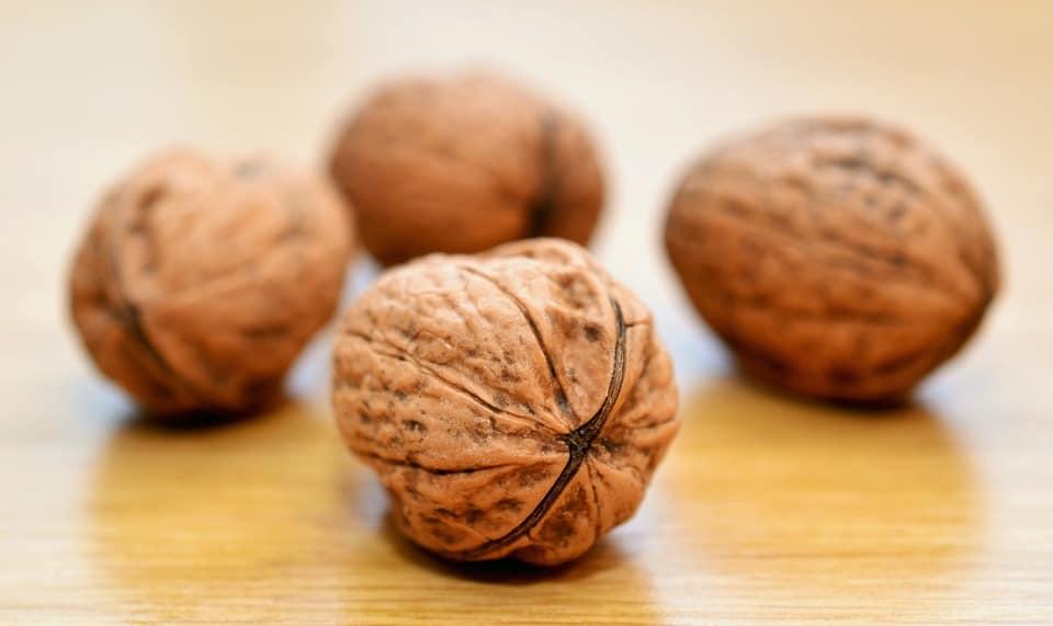 Atouts des noix pour le sportif