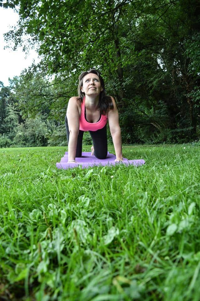 1 h de yoga chez soi