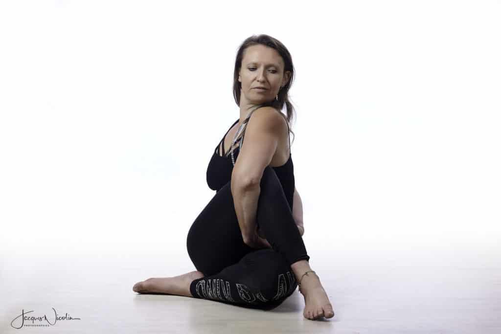 1 h de yoga pour le centre du corps et la digestion