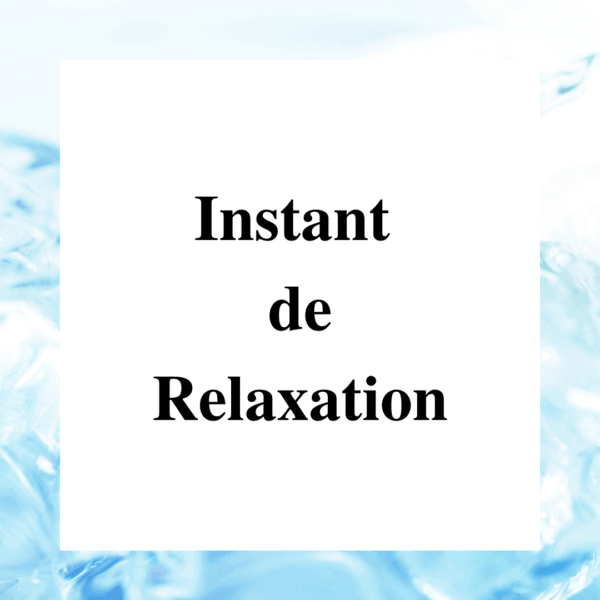 audio: instant de relaxation