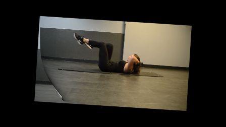 séance de pilates spécial abdominaux