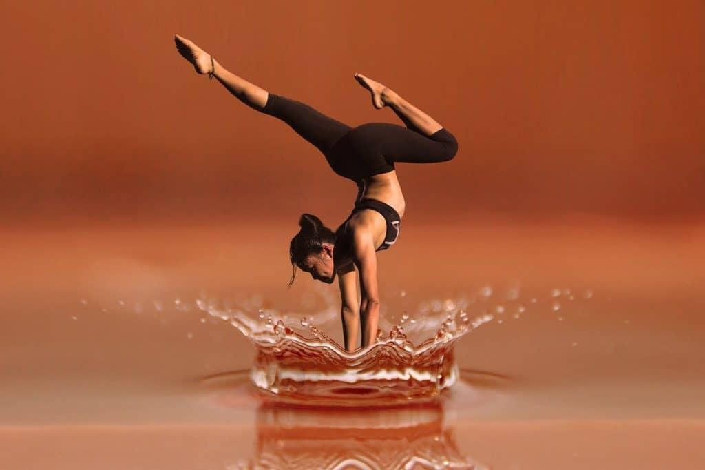 yoga bénéfice des postures inversées