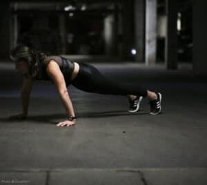cours de fitness/pilates et yoga en live