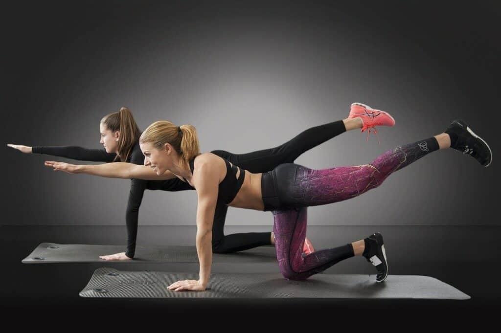 cours de bodysculpt et de stretching en streaming