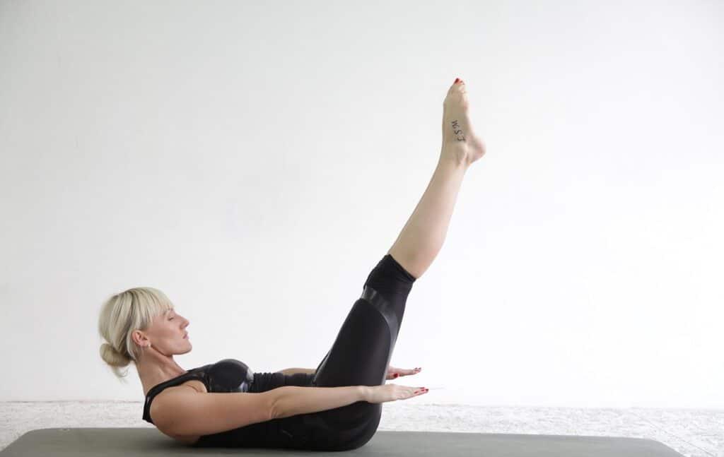 cours de pilates full body en streaming